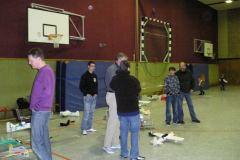Indoorwettbewerb 2008