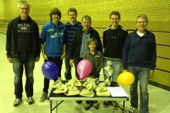 Indoorwettbewerb 2011